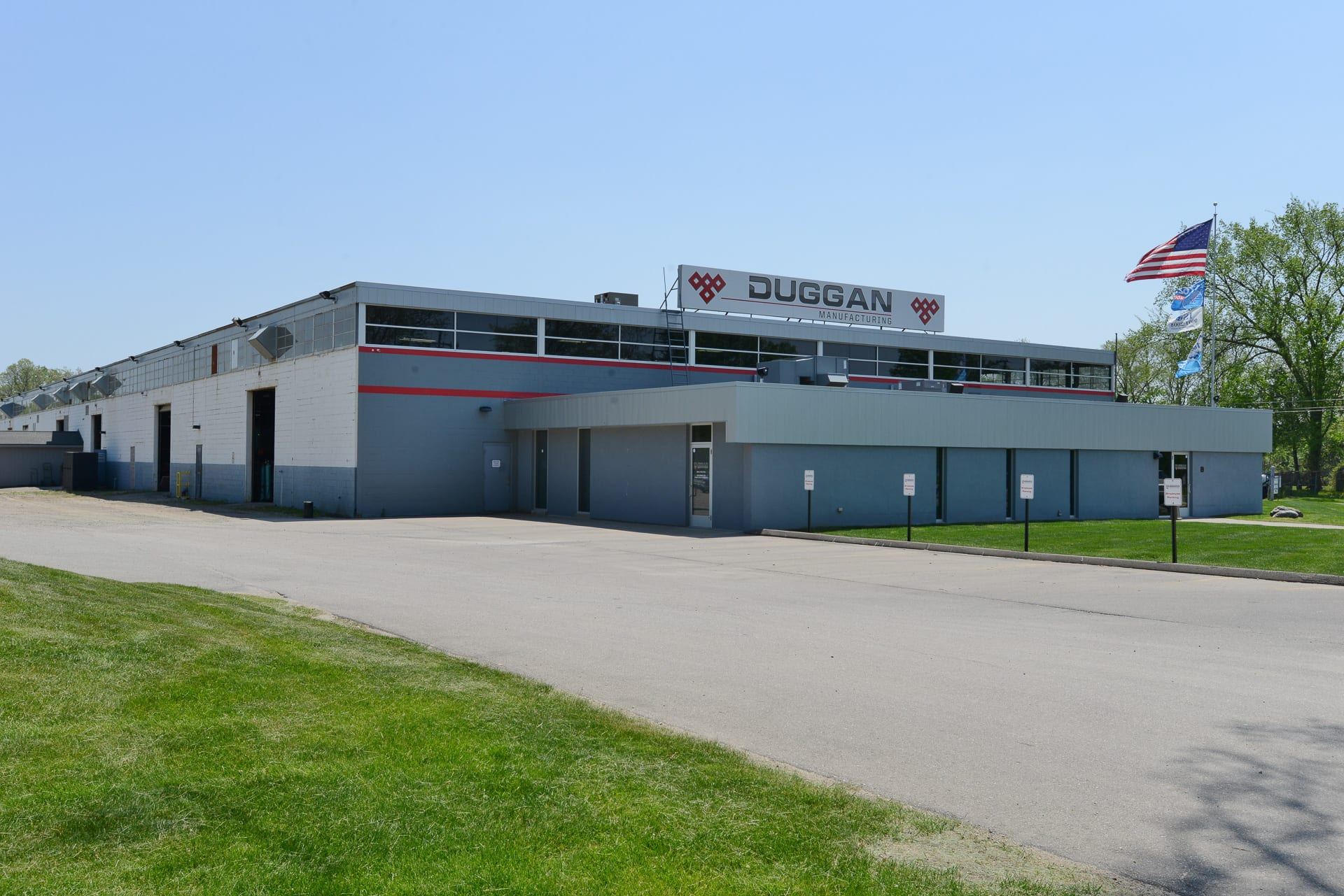 Duggan Manufacturing Metro Detroit Headquarters