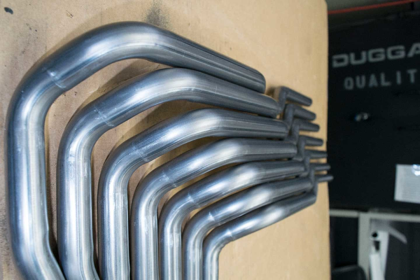 Shaped Steel Tubing